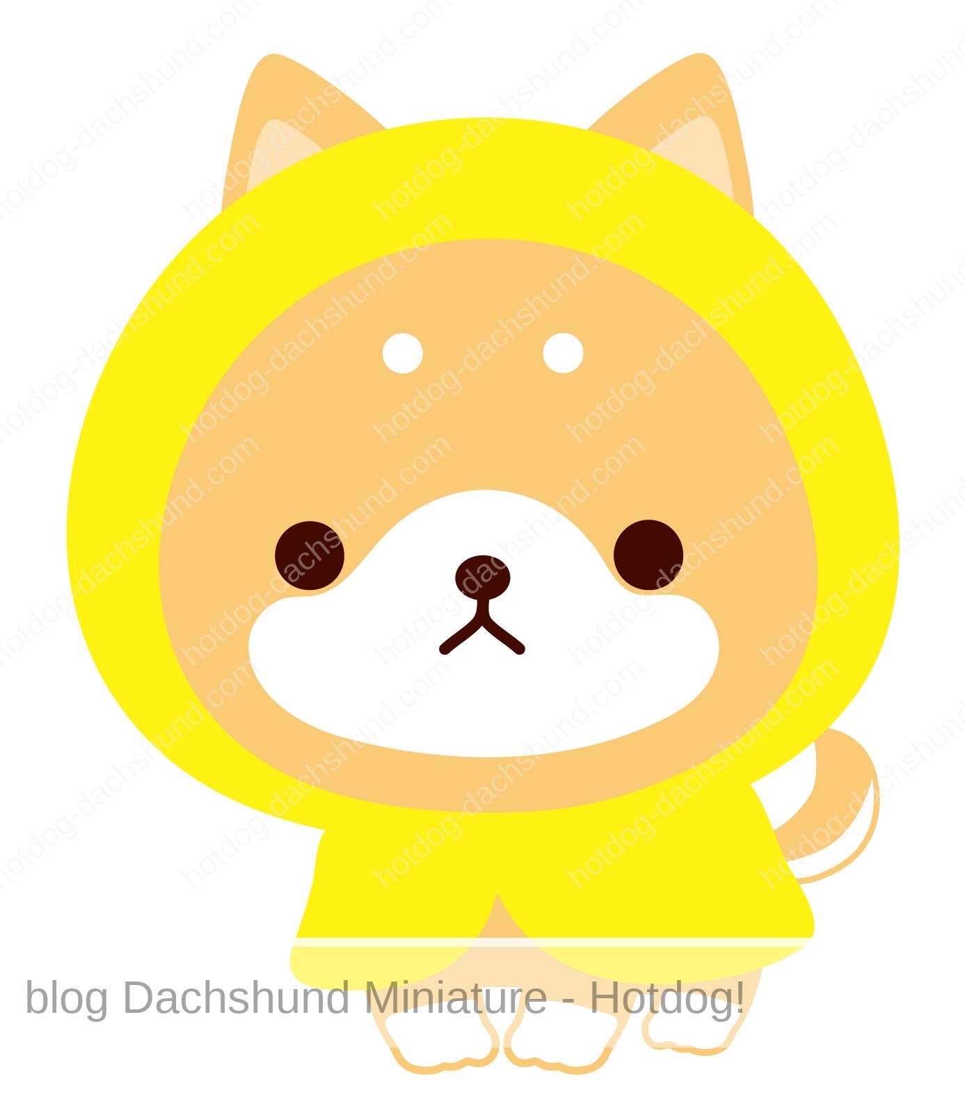 流星の如くブックマーク 犬のイラスト 手書きで簡単なゆるい犬の描き方は